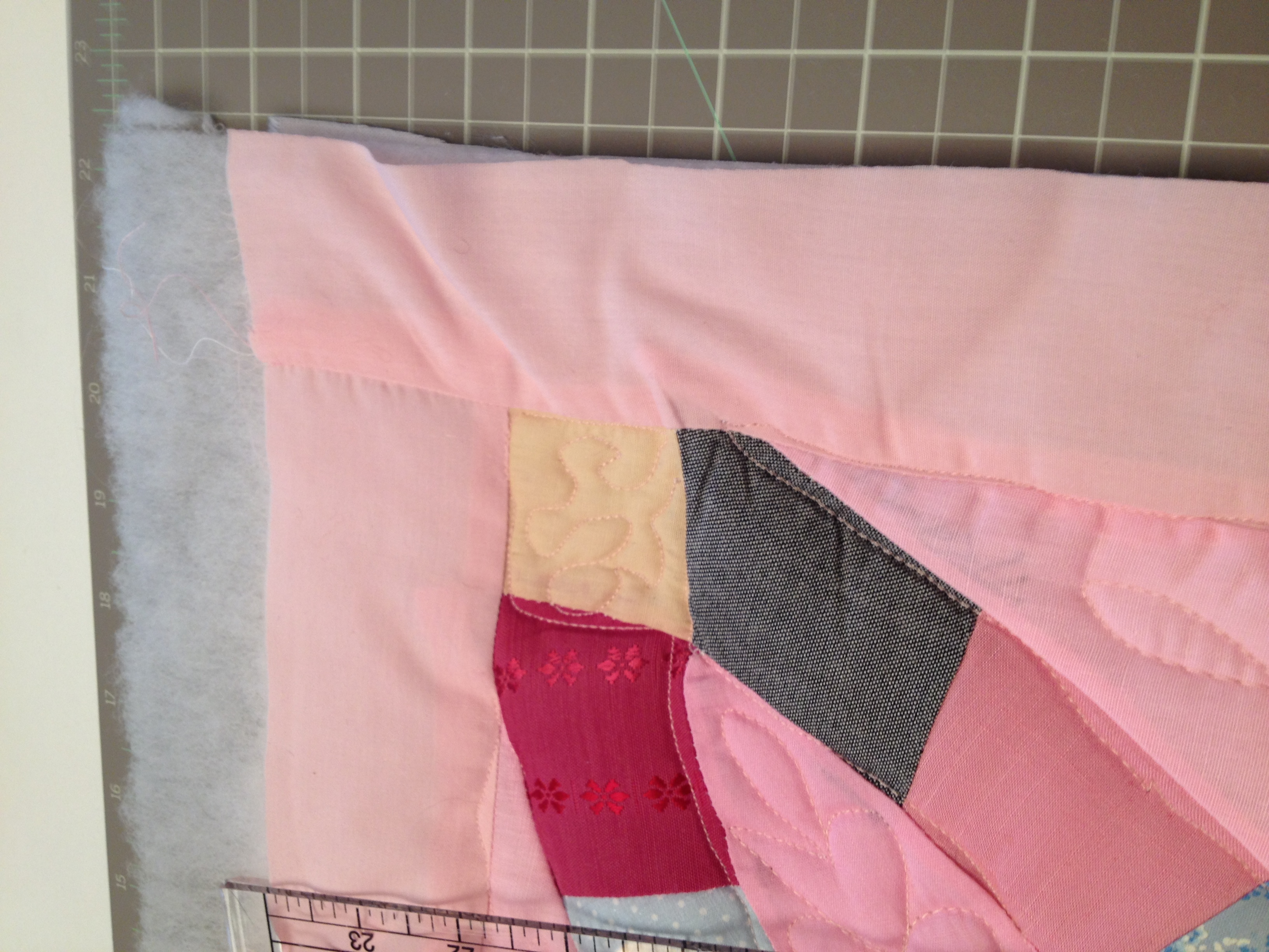 home-made quilts » Irish Rose Creations